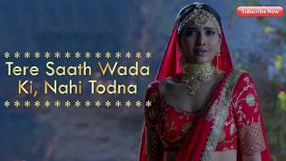 Naagin 3 title song | Tera pyar jeewan ka full video song karishma rajat