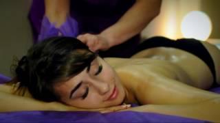 Цветочный массаж