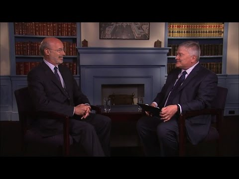 Higher Education in Focus: Governor Tom Wolf