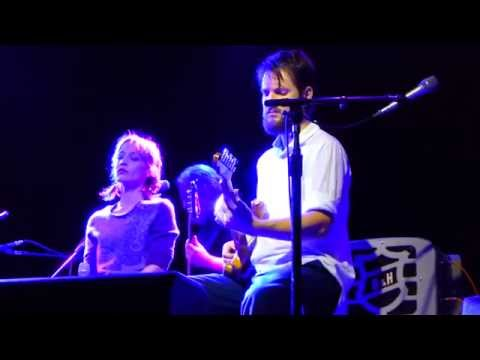 """Blake Mills & Fiona Apple:  """"It's Only Make Believe"""" The Sinclair (Cambridge, MA) 9.30.2014"""