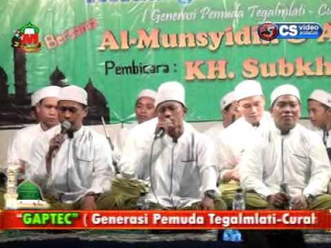 Al-Munsyidin - Hadzal Qur'an Live Tegalmlati Curahmlati Petarukan