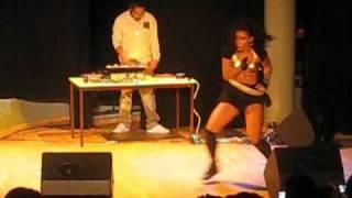 Shisha The Dancehall Queen Europe 2007 - Show à Etampes le 17/01/09