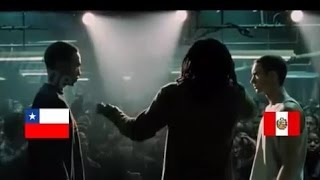 Peru vs Chile PARODIA 8 MILE (COPA AMERICA CHILE 2015)