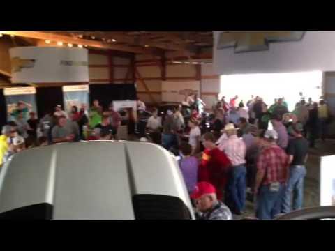Husker Harvest Nebraska Chevy event