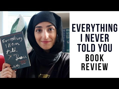 Everything I Never Told You | Book Review