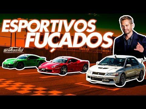 FERRARI x PORSCHE na pista! 458 Italia, 911 Turbo S e Lancer Evo VII fuçados na VOLTA RÁPIDA #149