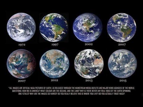 هل يوجد صور حقيقية للأرض - الحلقة 9