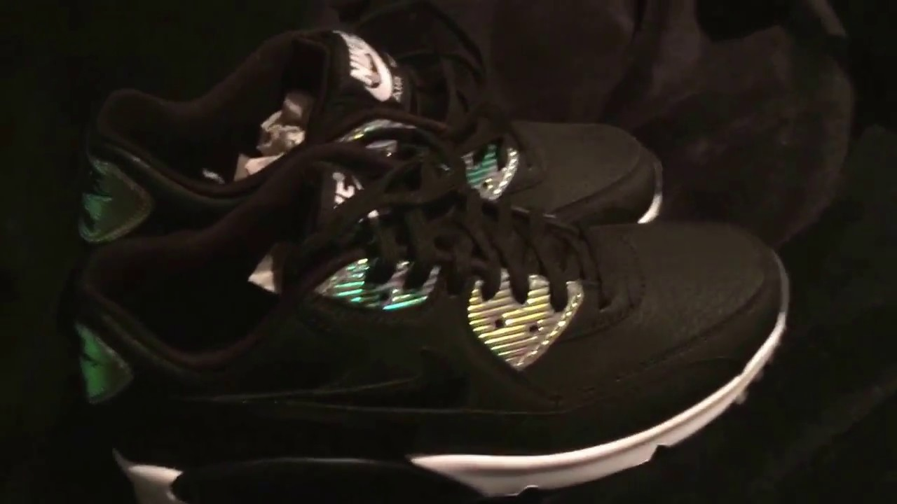 a29bdbf3251d New Nike air max 90 black AS W Review!!!✓🏆 - YouTube