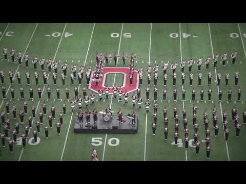 Ohio State Marching Band  Music of Queen