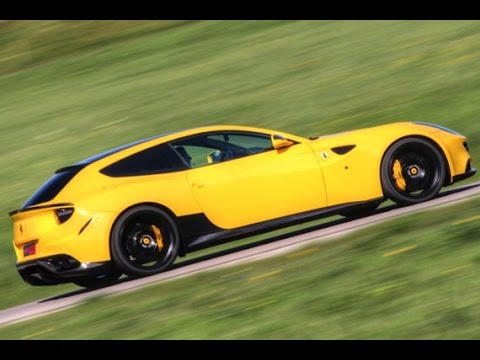 Super Cars Reportage : Ferrari FF The Real Horse Power