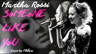 Martha Rossi   Someone Like You   (Adele Cover Rock)