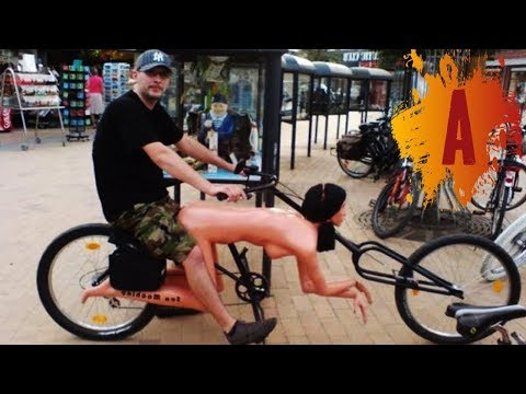 10 Weirdest Bicycles In The World