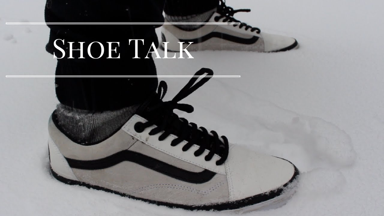 d2fd1c169b0d7b SHOE TALK  on feet Vans x The North Face Old Skool MTE DX Sneaker ...