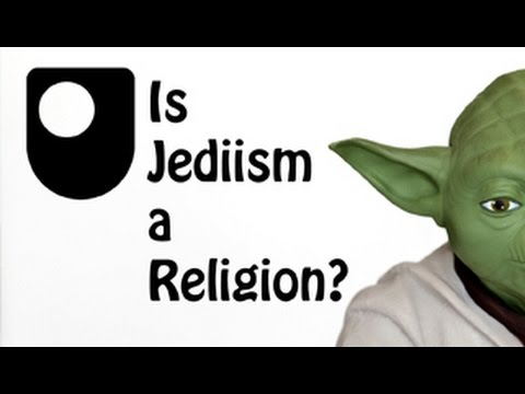 Can Jediism be classed as a religion?