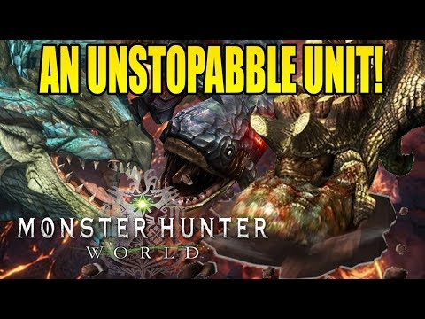 3 MONSTERS NO WAITING! Monster Hunter World (#24)