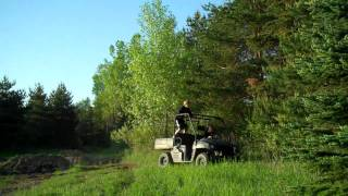 Polaris Ranger Wheelies
