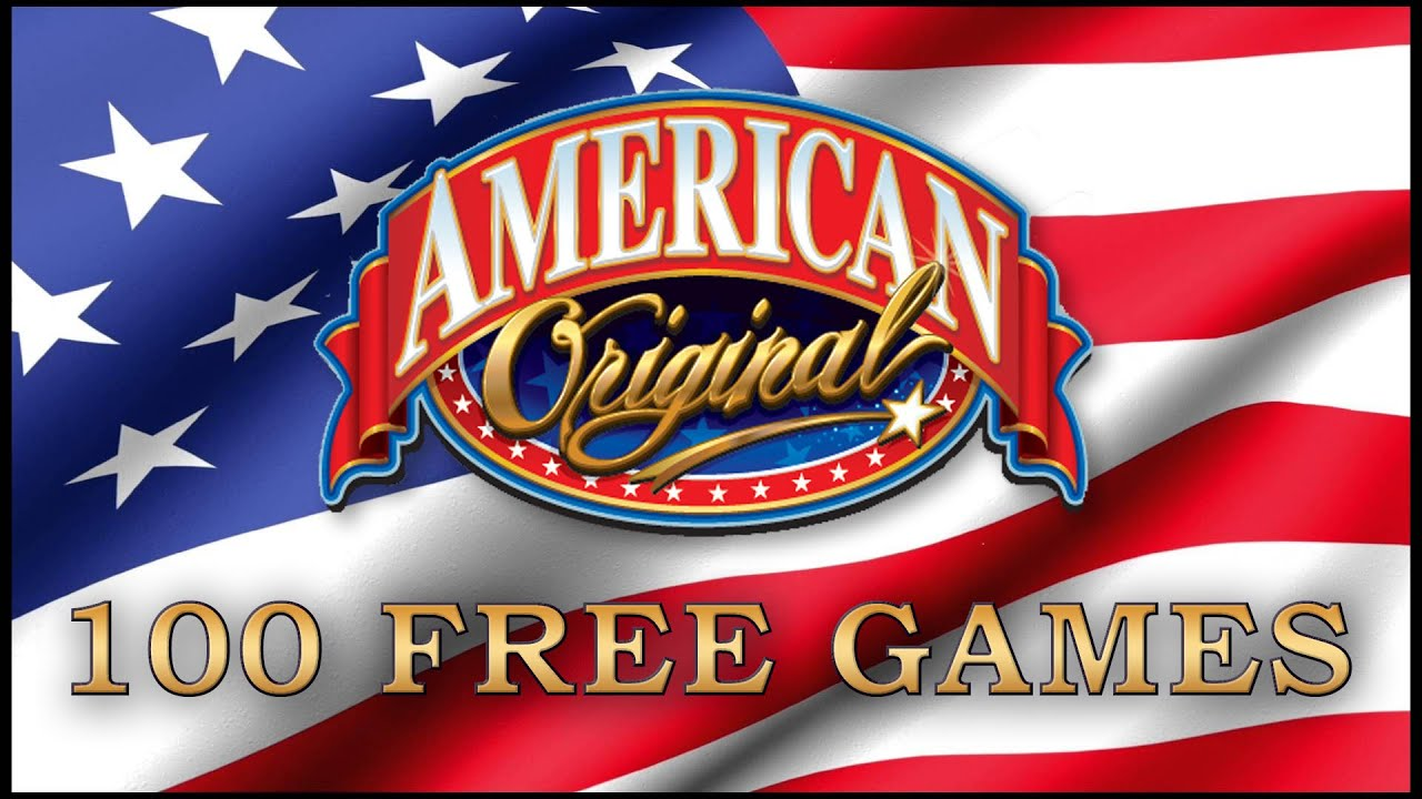 American Original Slot Machine Game