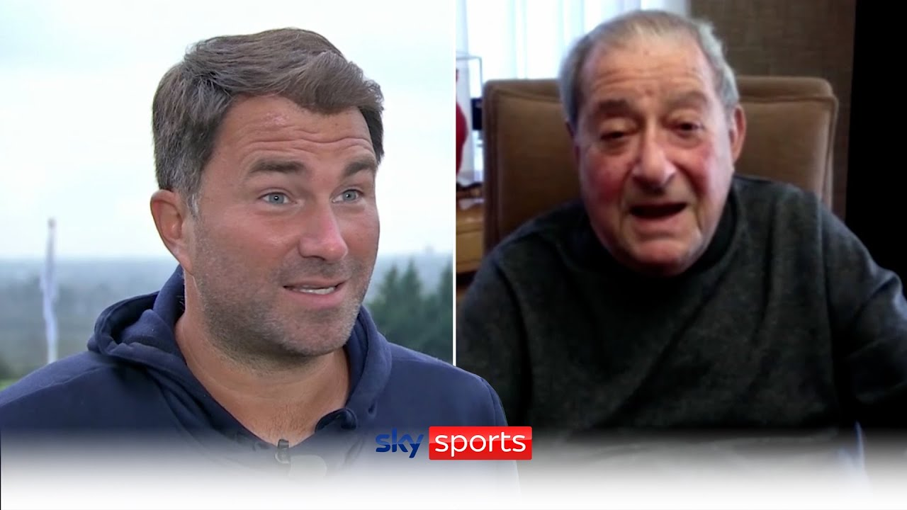 When will Joshua v Fury be announced? | Eddie Hearn & Bob Arum | Joshua vs Fury latest