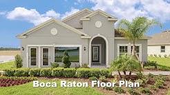 Sawgrass Manor -  Boca Raton Model - New Homes in Orlando, FL - CalAtlantic Homes