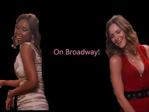 On Broadway! by Smash with Lyrics