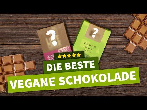 Die BESTE vegane Schokolade ist... (Test mit verbundenen Augen)