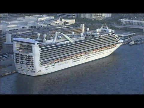 Sick Passengers On Caribbean Princess Return To Port Everglades