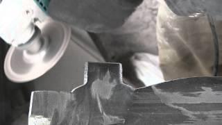 #22 Уроки от каменотеса: как снять фаску на памятнике?
