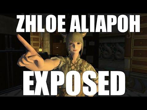 ZHLOE ALIAPOH EXPOSED!!!
