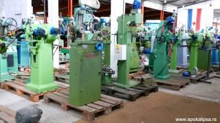 Polovne mašine za preradu drveta preko 3000 komada na lageru