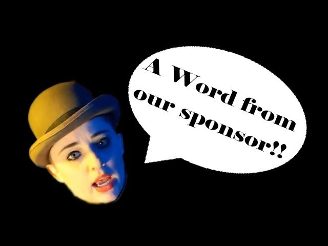 A Word From Our Sponsor