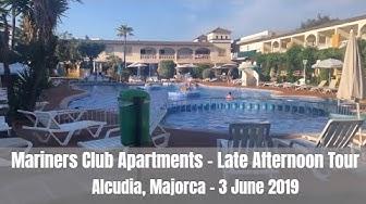 Mariners Club Apartments - Alcudia, Majorca - 3 June 2019