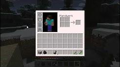 Minecraft Tut #4 Feuerzeug craften