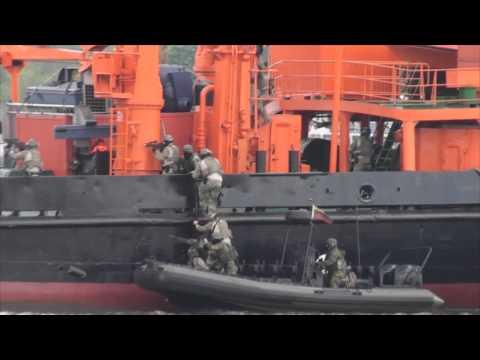 Boarding Attack [Lithuania, Klaipėda 2013]