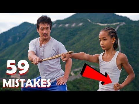 59 Huge Mistakes In(Hindi)  - The Karate Kid Full Movie Mistakes| Jaden Smith| Galti Se Mistake Ep45