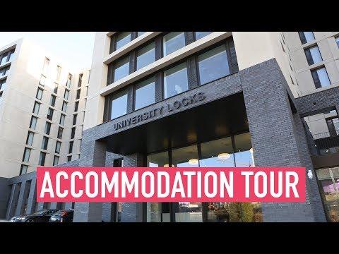 University Locks | BCU Accommodation Tour