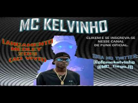 MC KELVINHO    MEDLEY AO VIVO LANAMENTO 2013   PACADAO DA TRANS NAO TAN TAN