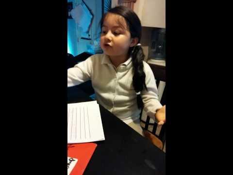 6 year old motivational speaker