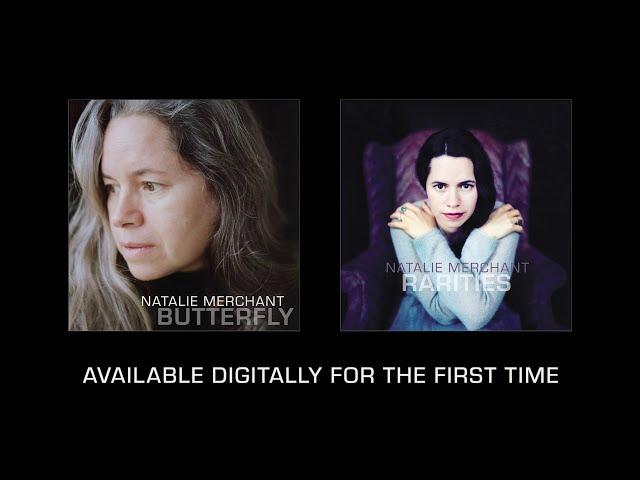 Natalie Merchant - Butterfly & Rarities (Trailer)