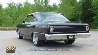 134746 / 1962 Chevrolet Nova