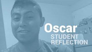 Student Reflection: Oscar