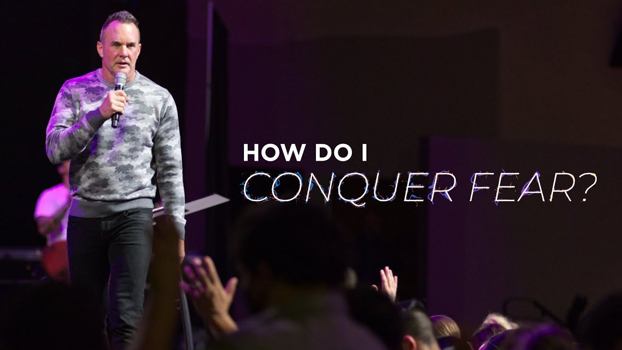 Why you are FEARFUL and how to OVERCOME it! (Pastor Troy Maxwell)