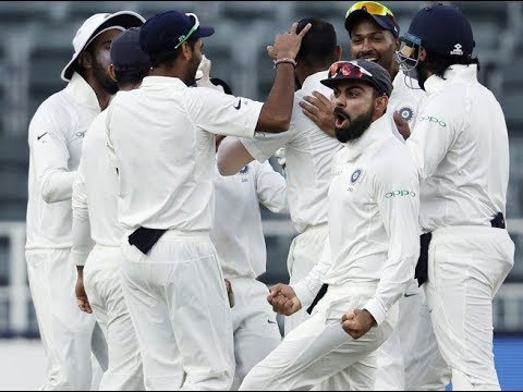 India beat South Africa by 63 Runs in 3rd Test match | Oneindia Hindi