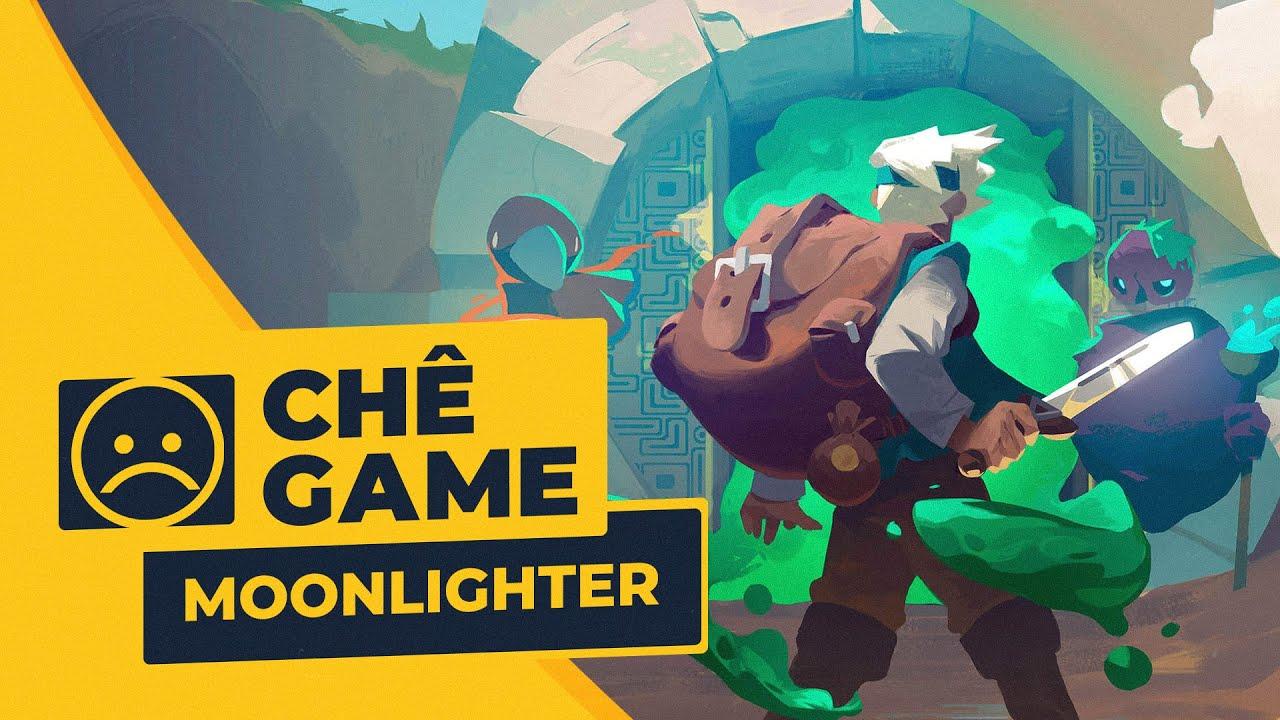 MOONLIGHTER   Chê Game