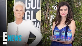 Jamie Lee Curtis Slams Fiji Water for Viral Stunt | E! News