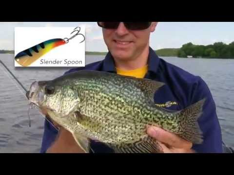 The Slender Spoon from Custom Jigs and Spins