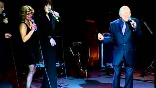 "The Manhattan Transfer sing 3 of their hits, including ""Candy"" and ..."
