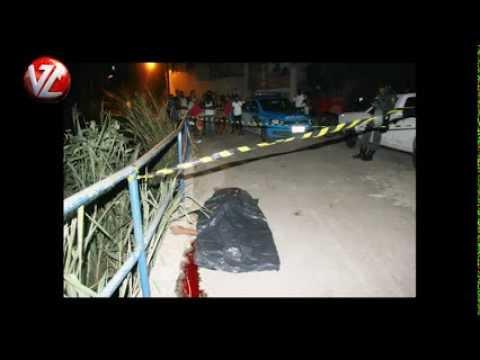 Jovem é morto a tiros no bairro São Sebastião em Barra Mansa