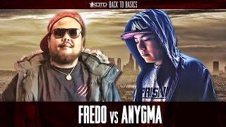 Fredo vs Anygma