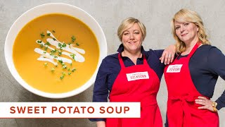 How to Make the Silkiest Sweet Potato Soup