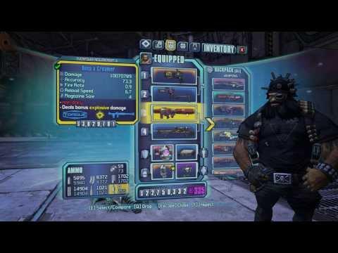 Borderlands 2 OP8 Mechromancer Build: I Won't Lie To You
